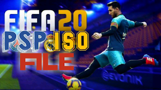 Download FIFA 20 ISO file for android | PPSSPP game 7