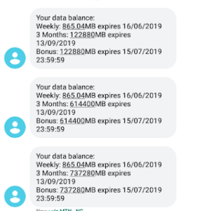 Free awoof 120GB data on MTN | Free unlimited data on MTN