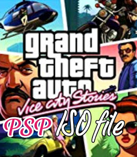 GTA Vice city stories PSP | Highly compressed ISO file