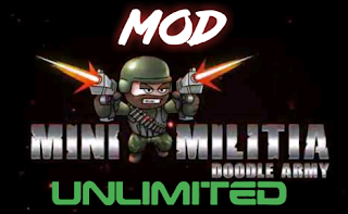 Download Mini Militia MOD apk v5.3.3 | Unlimited Hack 2021 5