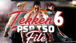 Download Tekken 6 PSP | Highly compressed ISO file