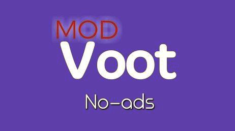 Download Voot mod with no ads