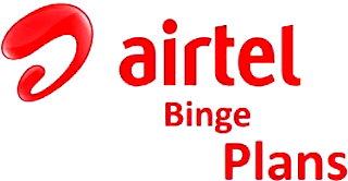 How To activate Airtel 2GB for N500 Data Plan   Airtel Binge plans
