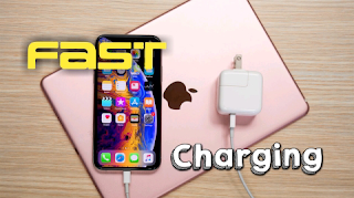 Improve fast charging on iphone and iPad