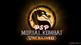 Mortal Kombat Unchained PSP iso file | Highly compressed 10