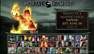 Mortal Kombat Unchained PSP iso file | Highly compressed 1