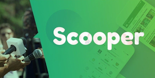 Make money online | Scooper news app readers reward