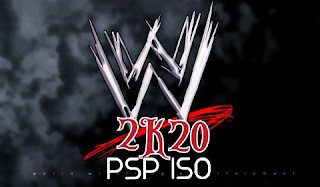 Download WWE 2K20 PSP ISO file | PPSSPP 2020 5