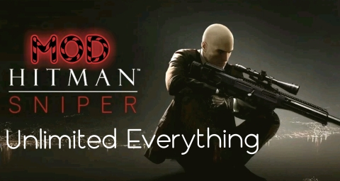 hitman sniper mod unlimited