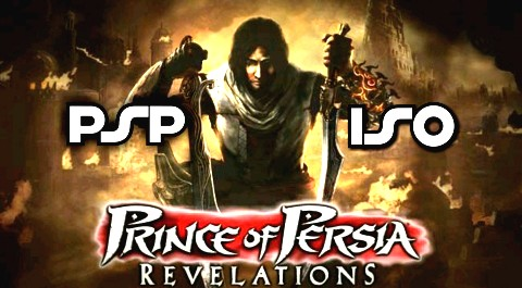 Prince of Persia: Revelations PSP ISO file | Highly compressed