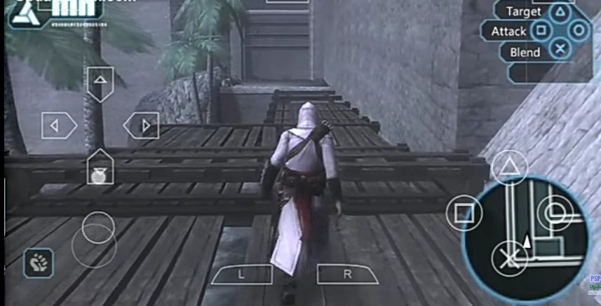 Assassins creed Bloodlines PSP ISO file | Highly compressed 2