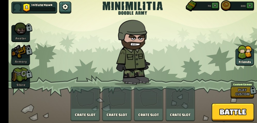 Download Mini Militia MOD apk v5.3.4 | Unlimited Hack 2021 1