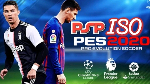 PES 2020 PSP iso file | PPSSPP download for android