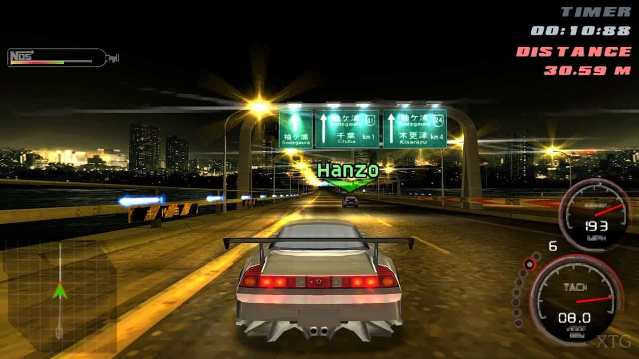 fast and furious ppsspp