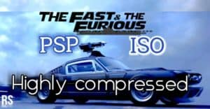 fast and furious psp