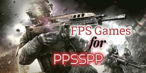 Best fps game for PPSSPP