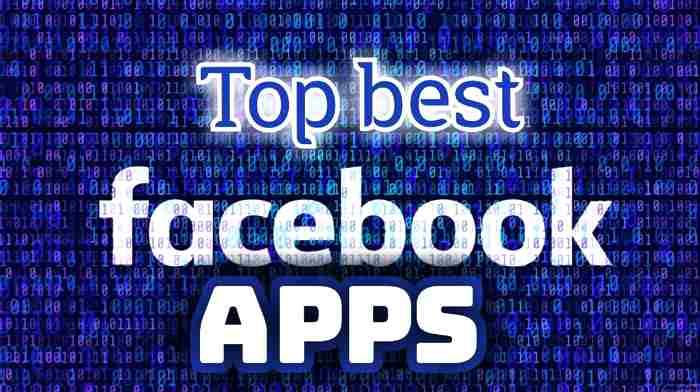 facebook app alternatives