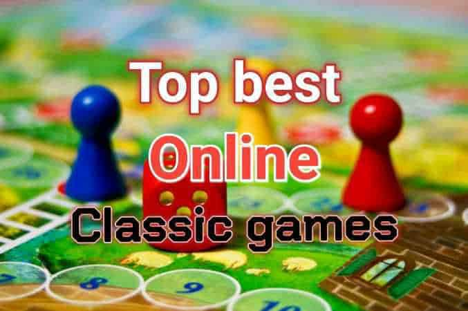 Online classic game